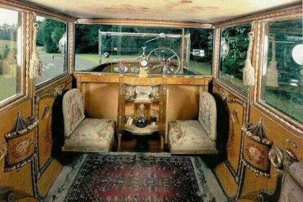 Загляните внутрь Rolls-Royce Phantom 1926 года, самого дорогого Rolls-Royce в истории