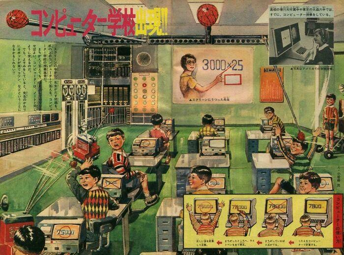 Японское видение будущего