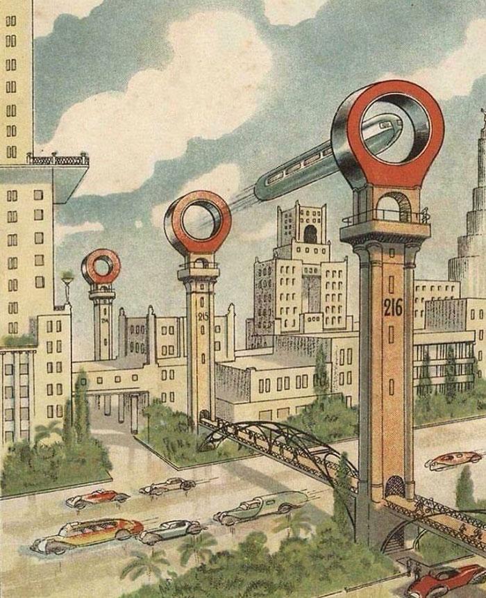 Советское видение будущего в 1930-е годы