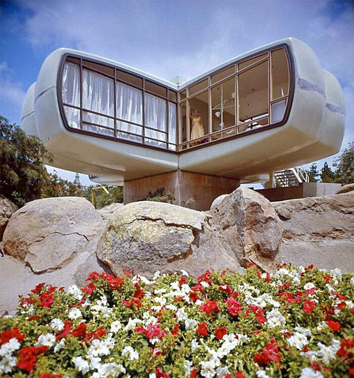 Дом будущего Монсанто, 1957 год