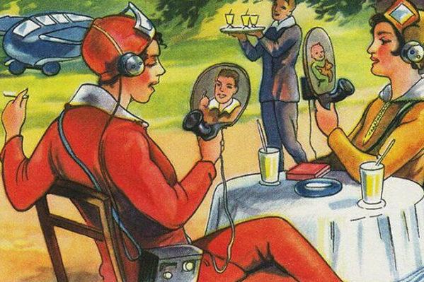 Ретрофутуризм: как люди в прошлом представляли себе будущее
