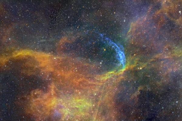Фотография Млечного Пути невероятной детализации, на которую у художника ушло 12 лет