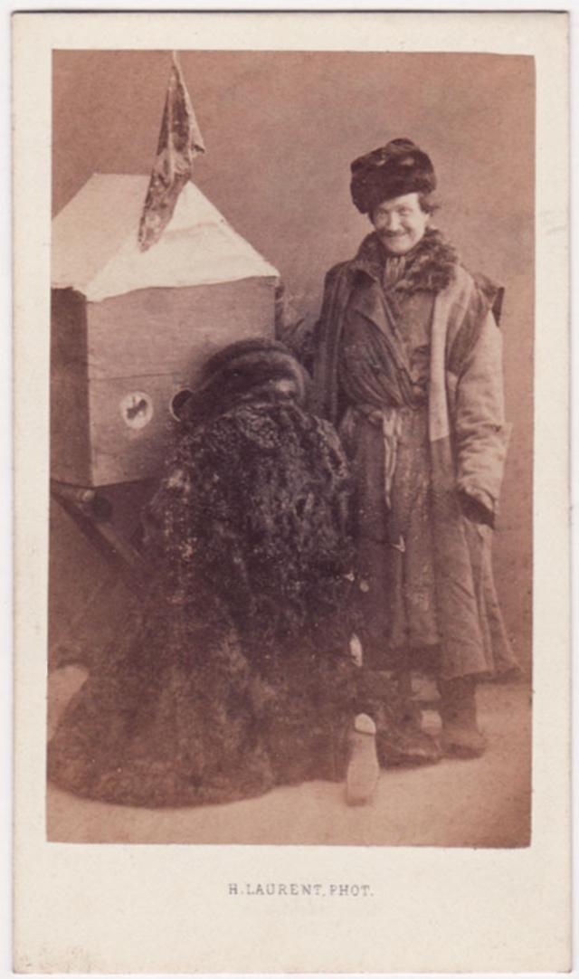Кинетоскоп. Фотограф: Х. Лоран