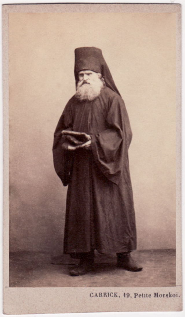 Монах. Фотограф: Уильям Каррик