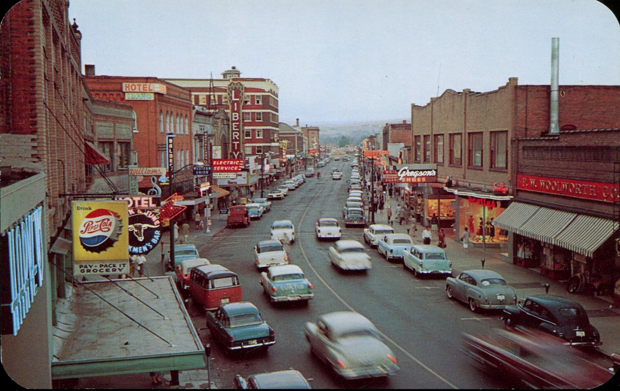 Льюистон, Айдахо
