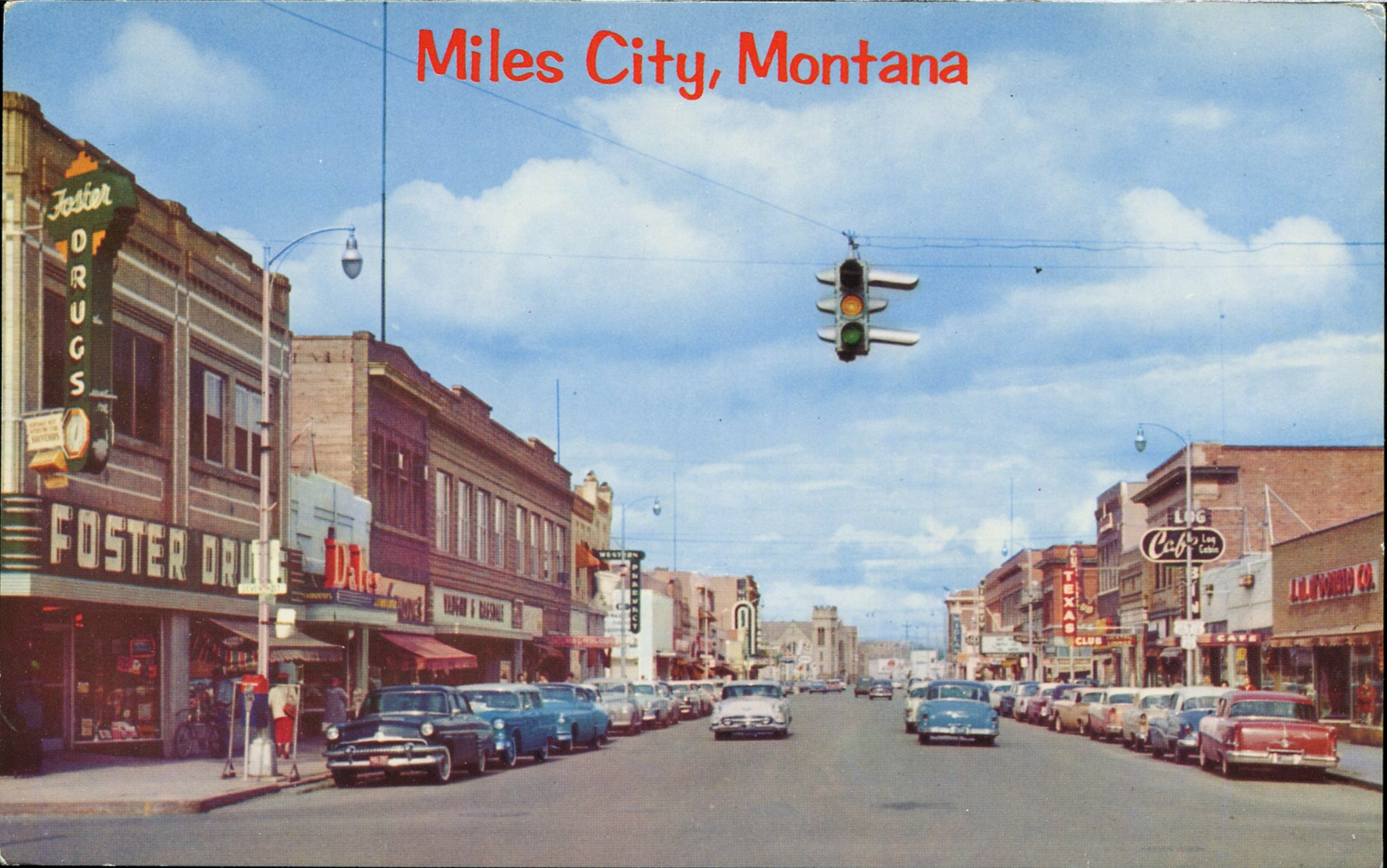 Майлс-Сити, Монтана
