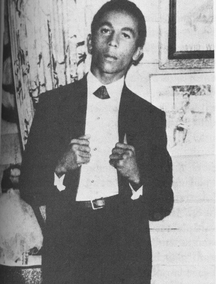 Боб Марли, 1964 год