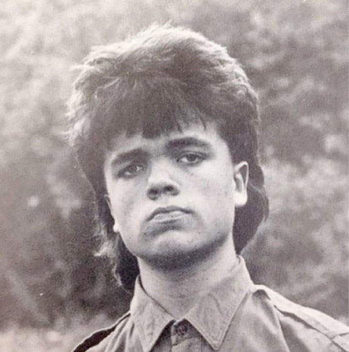 Питер Динклэйдж в 1980-х