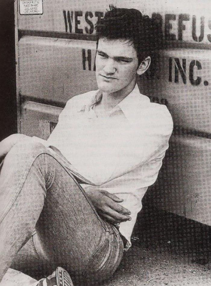 Квентин Тарантино, 1983 год