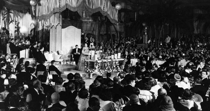 Банкет 1-й церемонии вручения премии «Оскар», 1929 год