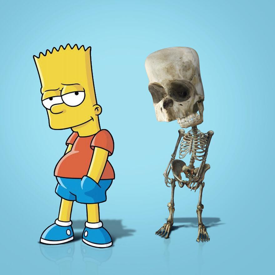 Барт Симпсон, «Симпсоны»