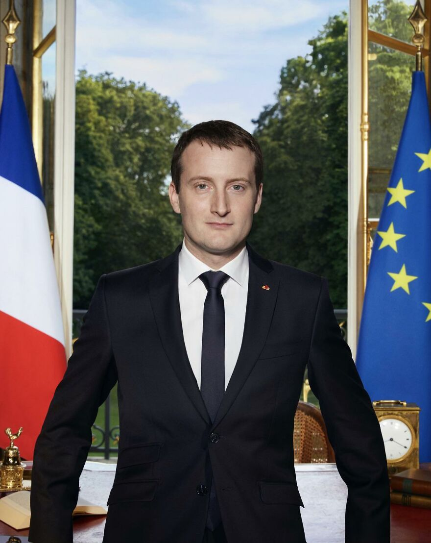 Как бы выглядел Наполеон Бонапарт сегодня