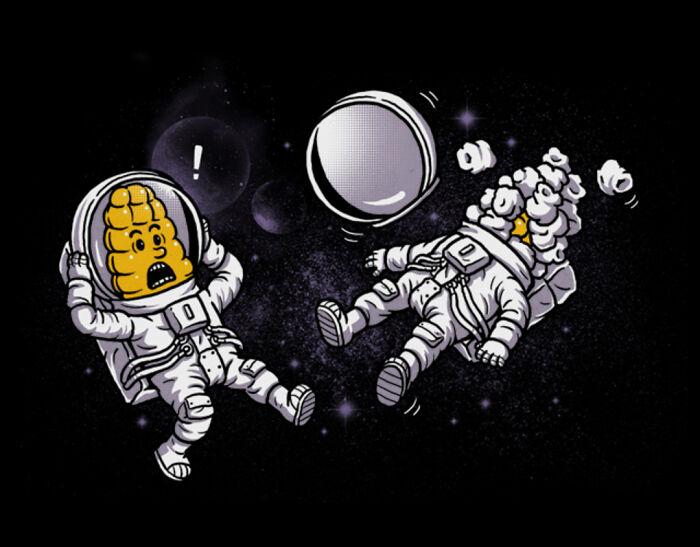 Саркастичные иллюстрации с неожиданными поворотами от Бена Чена