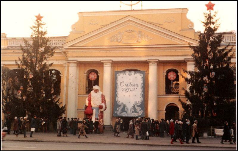 Ленинград, Гостиный двор, 1985 год