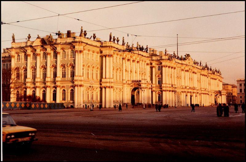 Ленинград, Государственный Эрмитаж, 1985 год