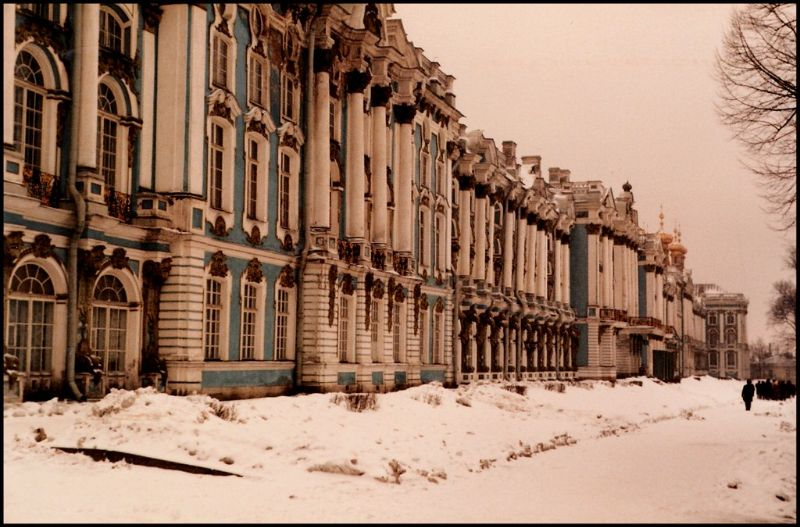 Ленинград, Пушкинский дворец, 1985 год