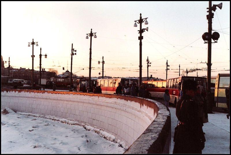 Ленинград, 1988 год