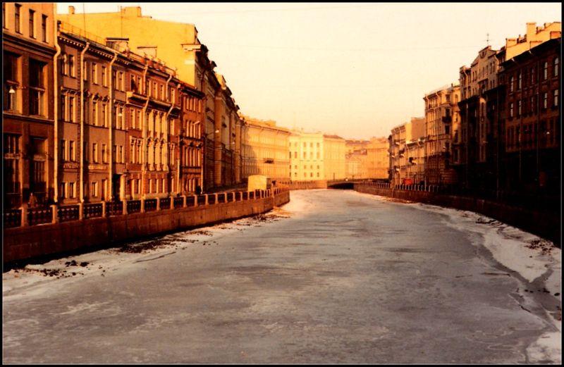 Ленинград, 1985 год