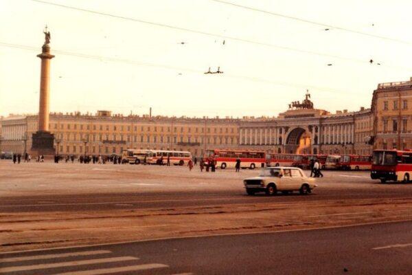 Фотографии Советского Союза в середине-конце 1980-х