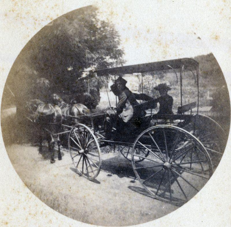Фотографии Kodak конца XIX века