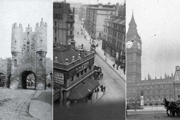 Жизнь Англии в эдвардианскую эпоху на удивительных фотографиях