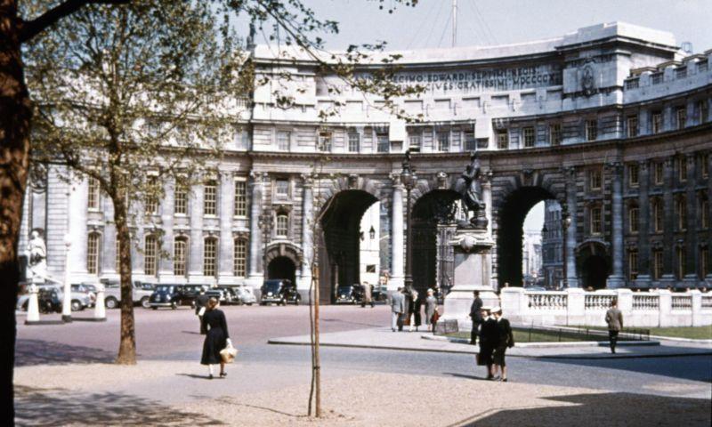 Арка Адмиралтейства, Лондон