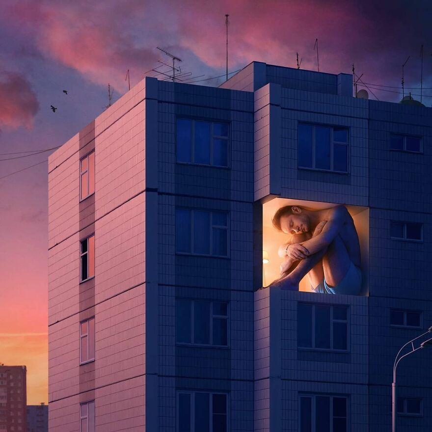 Сюрреалистические изображения