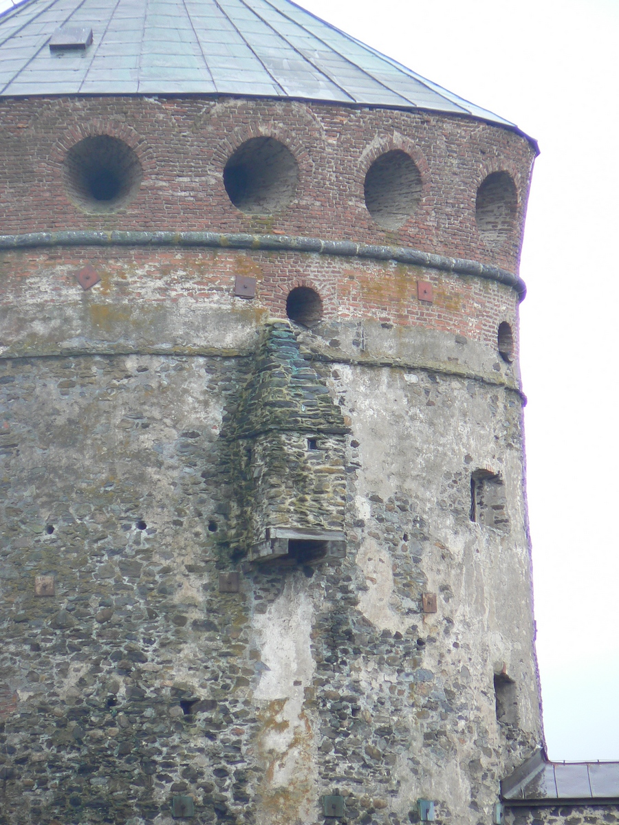 Туалет в замке средневековья