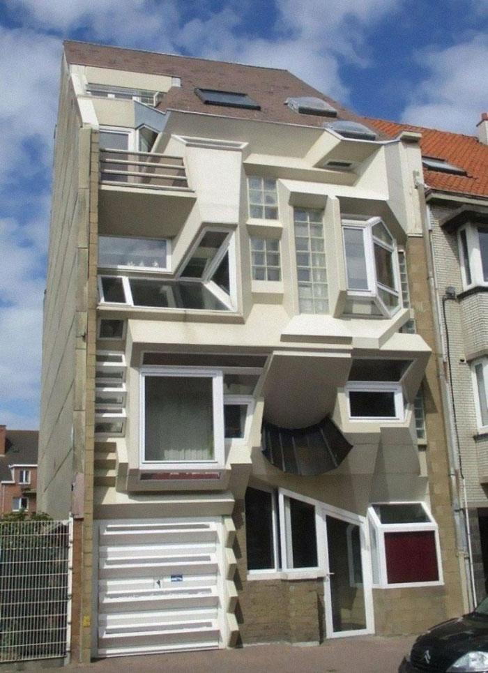 Когда вы архитектор, чей зять владеет жалким оконным магазином