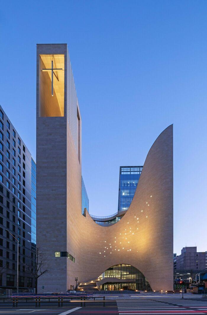 Церковь Сэмунан в Сеуле, Корея