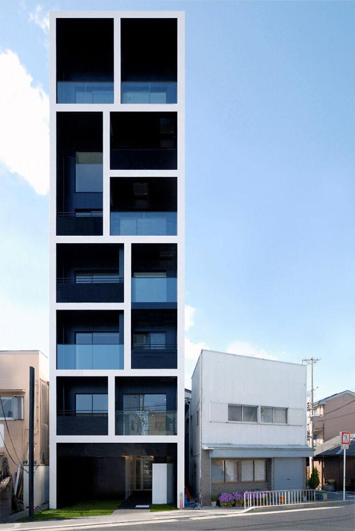 Квартира в Катаяме, Япония