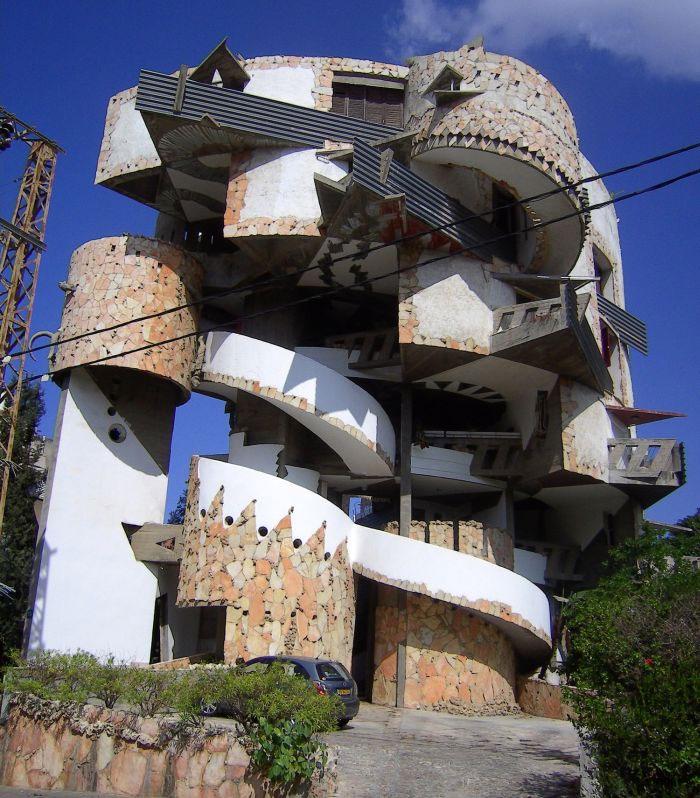 Спиральный дом, Рамат-Ган, Израиль