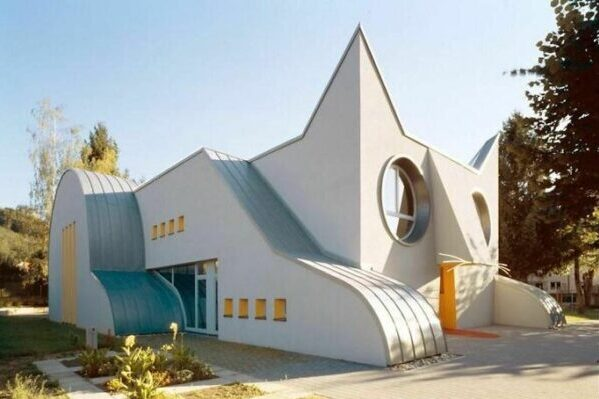 Примеры удивительной архитектуры со всего мира