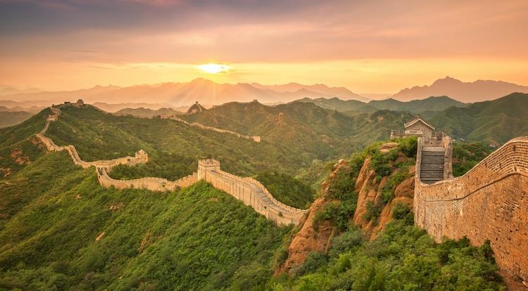 Факты о Великой Китайской стене