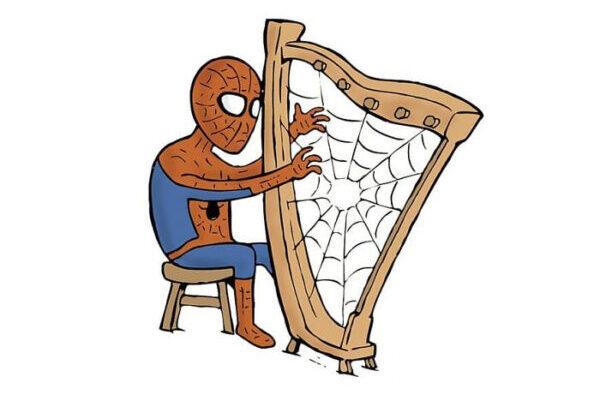 Чем занимаются супергерои в свободное время