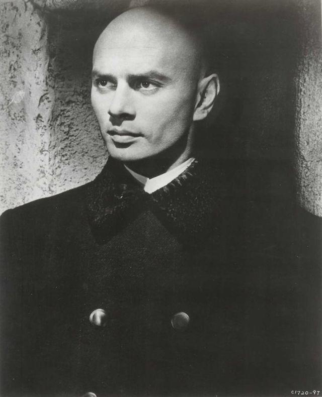 Юл Бриннер