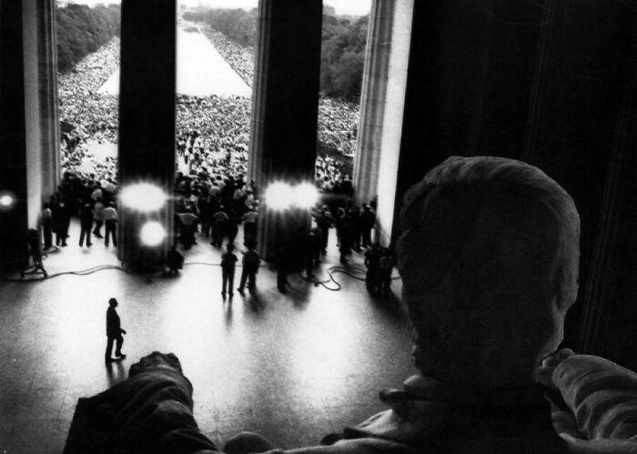 Мартин Лютер Кинг произносит свою самую известную речь