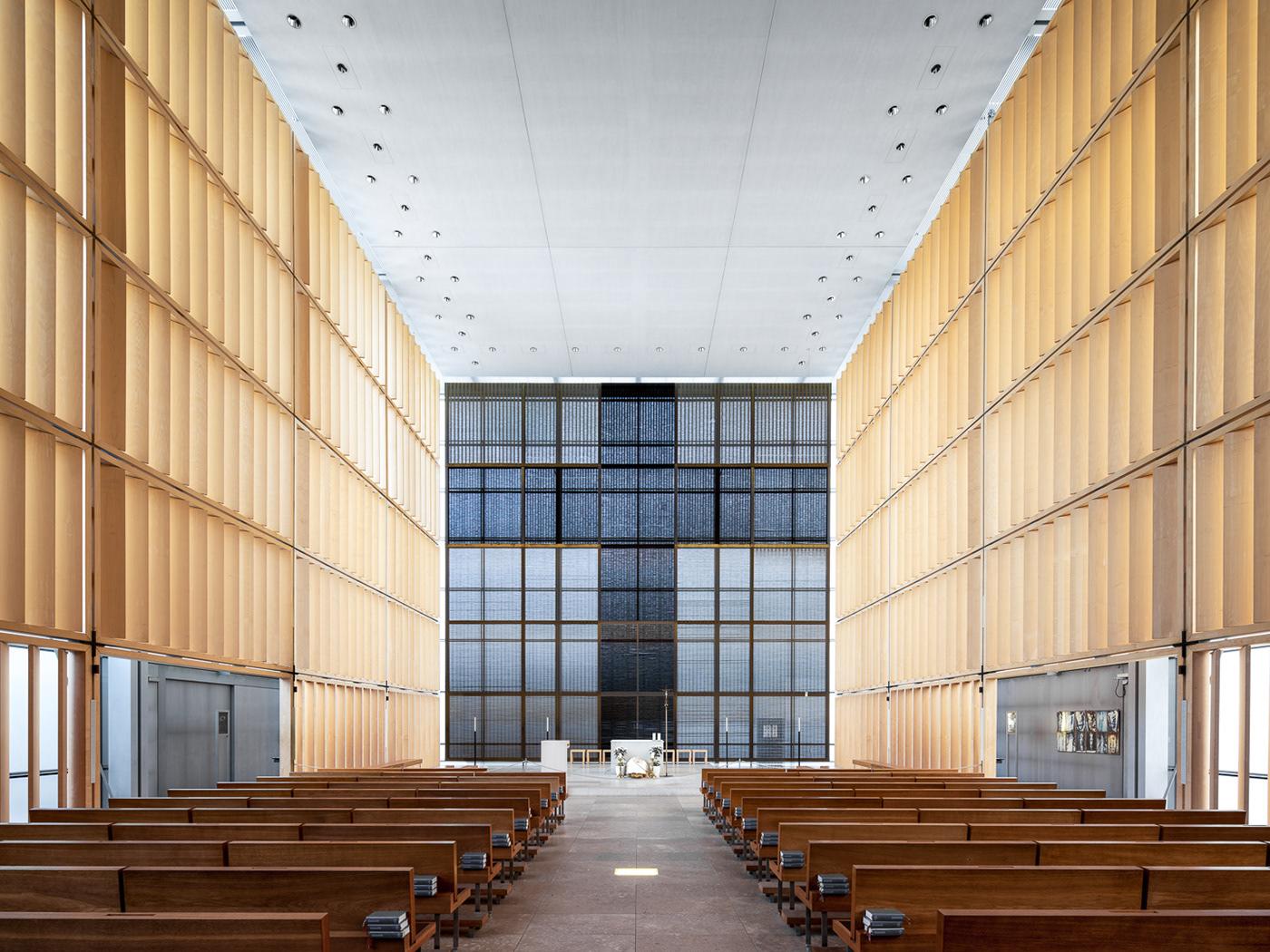 Церковь Сердца Христова, Мюнхен, Германия