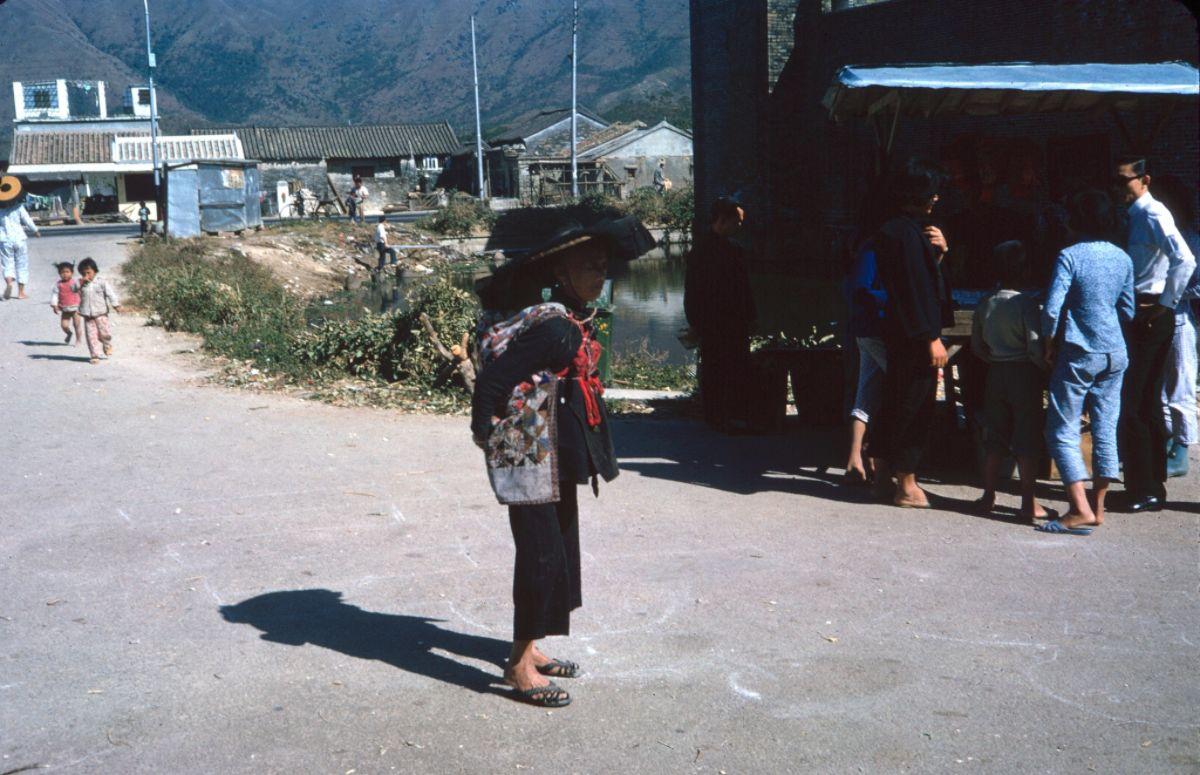 Фотографии Гонконга 1960-х годов