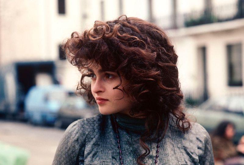 Красивые фотографии молодой Хелены Бонэм Картер в 1990-е годы