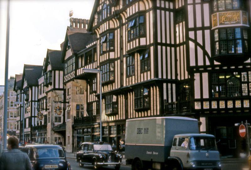 Фотографии Лондона 1970-х годов