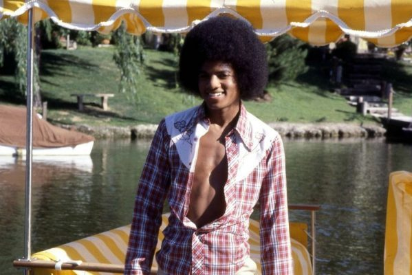 Редкие снимки молодого Майкла Джексона в 1978 году