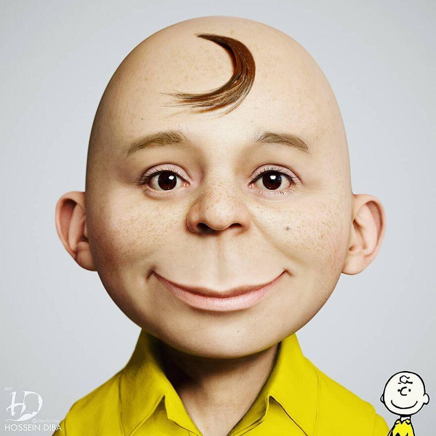 Чарли Браун из «Снупи»