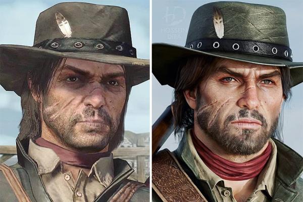Как известные персонажи выглядели бы в реальной жизни