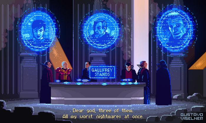 Сериал «Доктор Кто»
