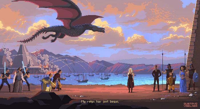 Сериал «Игра престолов»