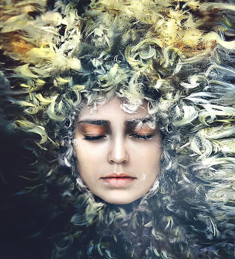 Сказки и сюрреализм в работах Ольги Киселёвой
