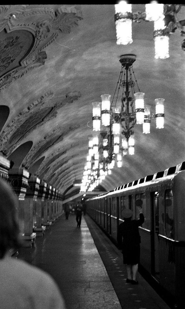 Московский метрополитен, 1971 год