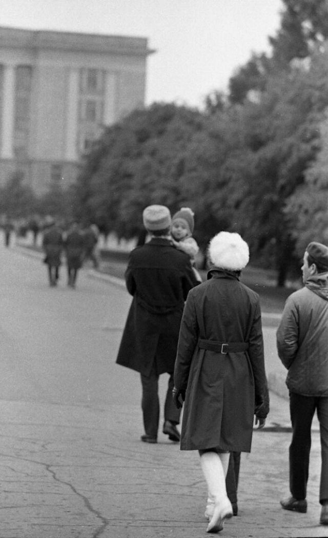 Новгород, 1971 год