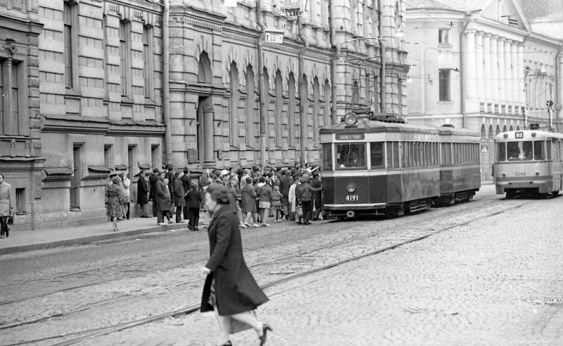 Ленинград, 1973 год